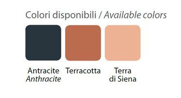 Idra festonato cassetta colori - Nuova Pasquini & Bini