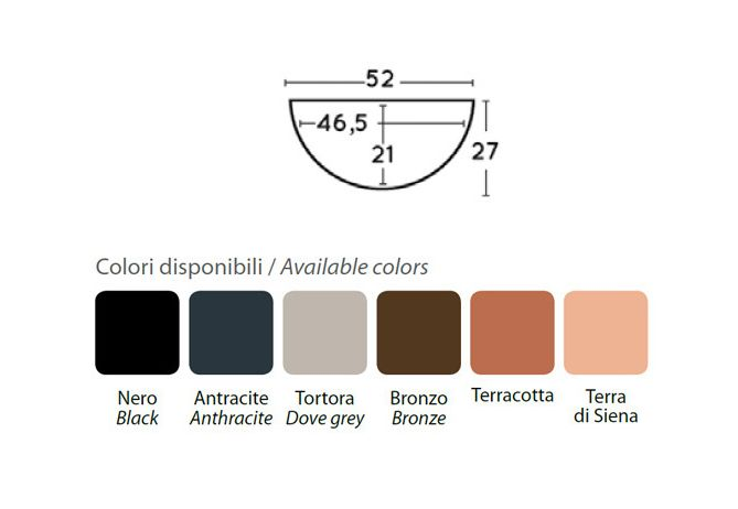 Vela mura colori - Nuova Pasquini & Bini