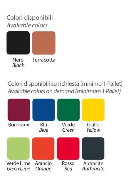 Ara colori - Nuova Pasquini & Bini