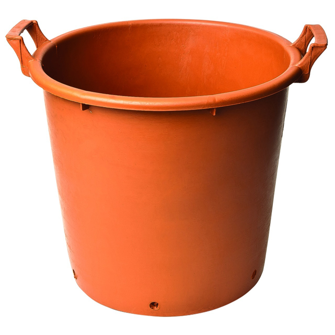 Terracotta heavy duty container with handles - Nuova Pasquini & Bini