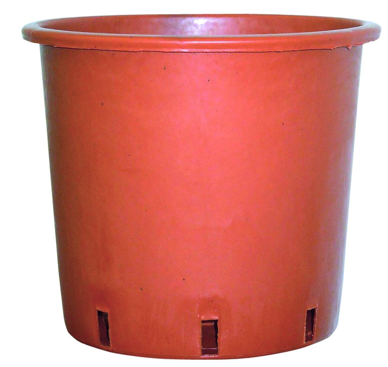Produttori Vasi In Plastica.Vaso Tondo Vivaio Nuova Pasquini Bini